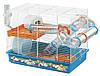Клетка для хомяков с декорированным поддоном Ferplast Laura Decor (46 x 29,5 x h 37,5 cm)