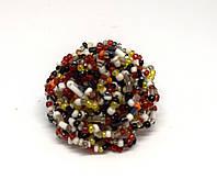 Кольцо из биссера, фото 1