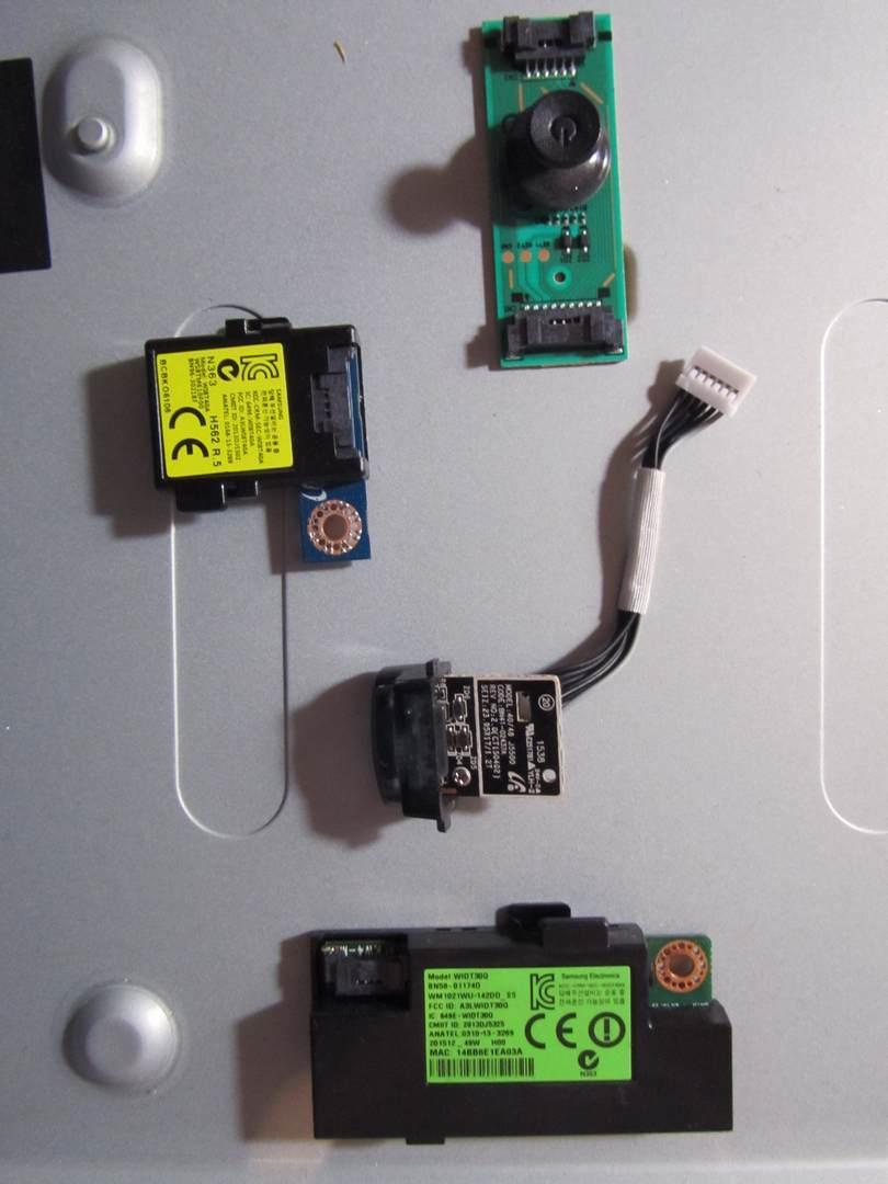Запчасти к телевизору Samsung UE48J5550 (BN59-01174D, BN96-30218F, BN41-02149A, BN41-02437A, HV480FH2-600)