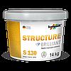Латексная структурная краска S130 Kompozit 4 кг