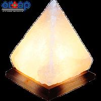 """Соляной светильник """"Пирамида"""" 5-6 кг"""