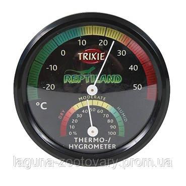 Гигрометр+термометр аналоговый, фото 2