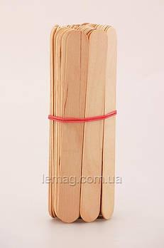 Accessories Шпатели одноразовые деревянные, 50 шт.