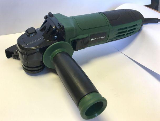 Углошлифовальная машина Craft - tec PXAG - 433 (125 - 920 Вт)