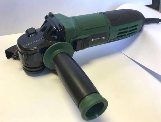 Углошлифовальная машина Craft - tec PXAG - 433 (125 - 920 Вт), фото 2