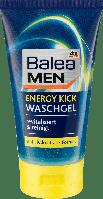 Гель для умывания лица Balea men Energy Kick, 150 мл.