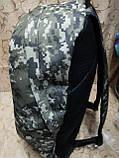 Рюкзак большой  камуфляж . Пиксель., фото 3