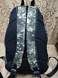 Рюкзак большой  камуфляж . Пиксель., фото 4