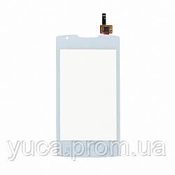 Тачскрин для LENOVO A1000 (смартфон) белый high copy