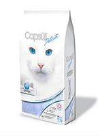 Наполнитель Capsull Delicate Baby Powder для котят и чувствительных кошек кварцевый,  6 кг