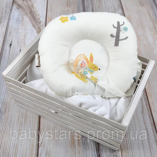 як використовувати подушку для новонароджених