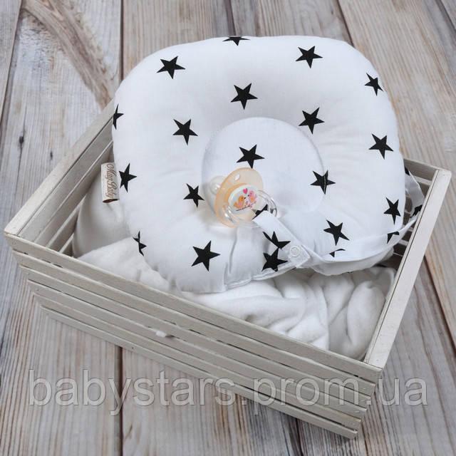 дитяча подушка для новонароджених