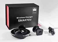Smart Car Chargher, беспроводное зарядное устройство, подставка под телефон, держатель телефона. Smart Car