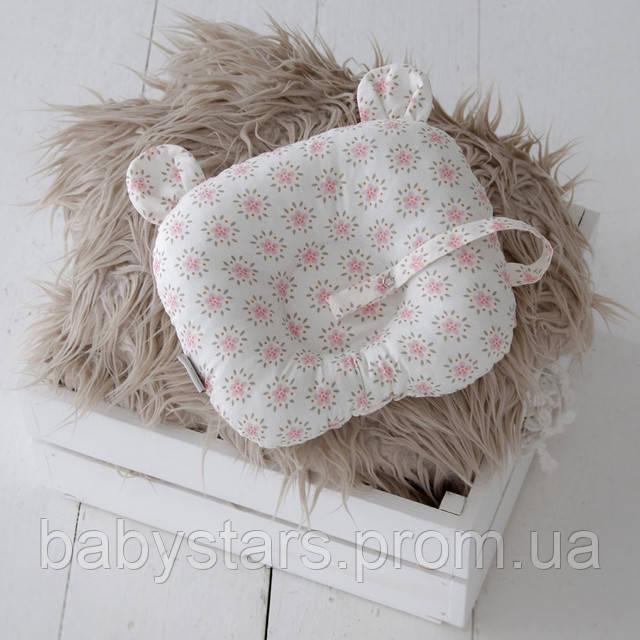 ортопедична подушка для новонароджених
