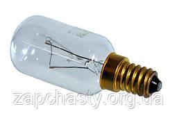 Лампочка для духовки Electrolux, Zanussi, AEG 3192560070 E14 40W/300° 30x75