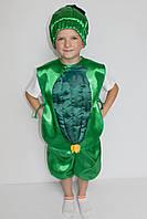 Карнавальный костюм Огурец №1, фото 1