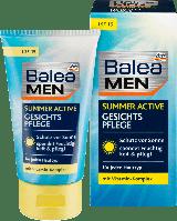 Летний активный уход за кожей лица Balea men Summer Active Gesichtspflege, 75 ml