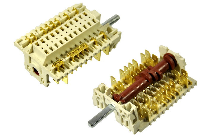 Переключатель духовки и электроплит Dreefs 11HE-242 Hansa 8050826, 8061791