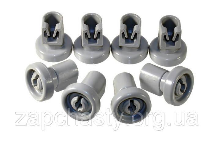 Комплект роликов верхней корзины для посудомоечной машины Zanussi 50286967000