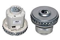 Двигатель пылесоса Zelmer 437.1000 829/2 1500W, VC07W139FQ d=131 h=128 ( алюминиевая крыльчатка )
