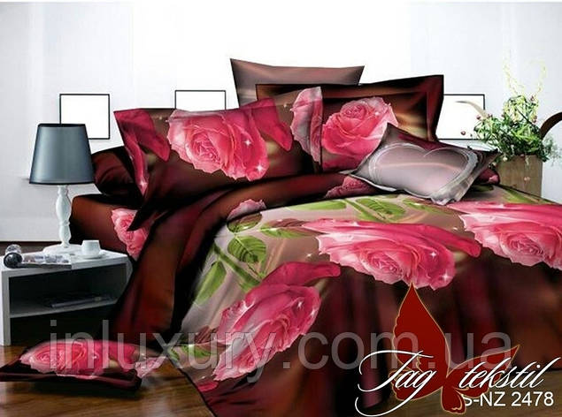 Комплект постельного белья PS-NZ 2478, фото 2