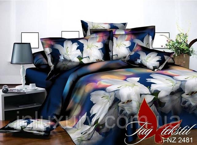 Комплект постельного белья PS-NZ 2481, фото 2