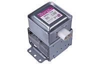 Магнетрон микроволновой печи LG 2M213 подключение  90°  (70х73)