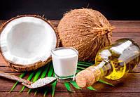 Масло кокосовое белое рафинированное