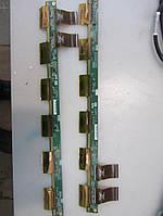 Планки от матрицы T370HW02 V.1 (T-CON)