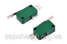 Микропереключатель KW1-103-3 16A, 250VAC
