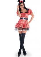 Карнавальный костюм женский Carnival Toys Минни маус размер L