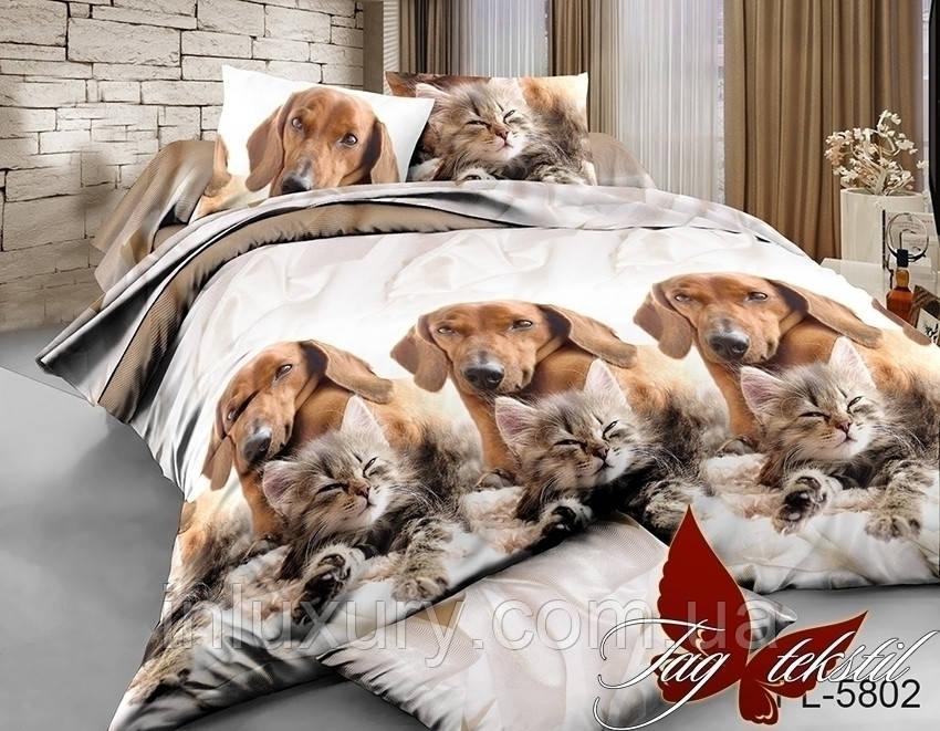 Комплект постельного белья с компаньоном PL5802
