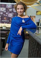 """Женское стильное платье """"Акрил """", фото 1"""