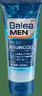 Пилинг + гель для лица Balea men Peelinggel Fresh, 100 мл., фото 1