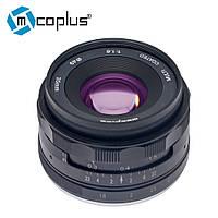Объектив Mcoplus 35 mm F/1.6 MC для FujiFilm (X-mount (байонет FX))