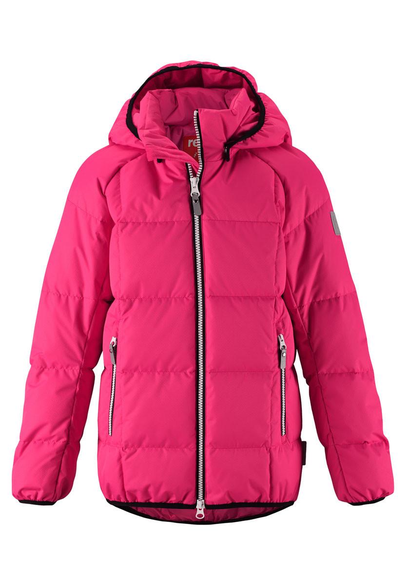 e77b44d815d Зимняя куртка пуховик для девочки Reima 531359-4590. Размеры 104-164 ...