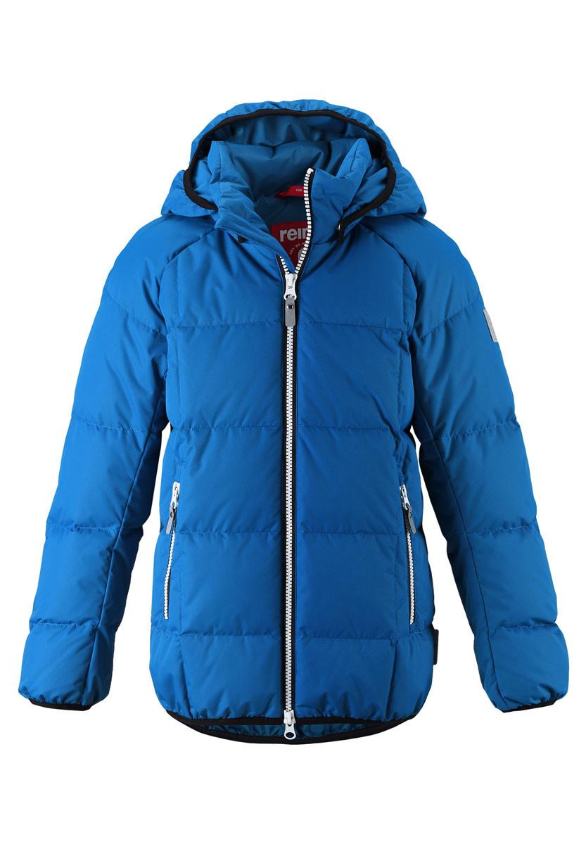 94b31020e40 Зимняя куртка пуховик для мальчика Reima 531359-6680. Размеры 104-164.