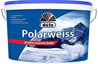 Фарба супер-біла Polarweiss D605 Dufa 10л