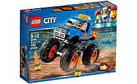 Конструктор LEGO City Грузовик-монстр (60180)
