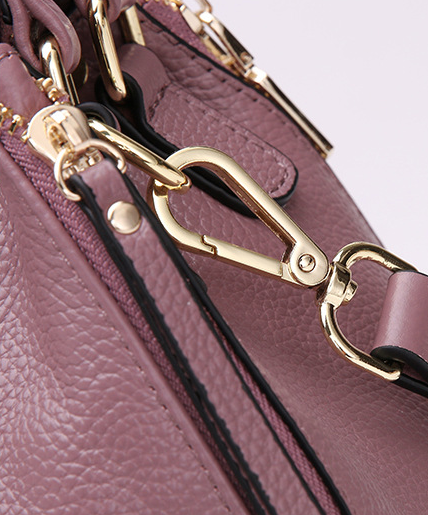 Дамская кожаная сумка PASTE фурнитура
