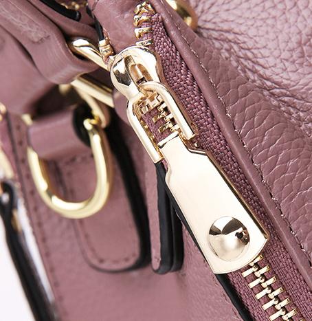 Женская кожаная сумка PASTE фурнитура