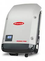 Інвертор мережевий Fronius SYMO 10.0-3-M light (10кВт,3 фазы, 2 трекера)