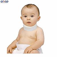 Бандаж для шейного отдела позвоночника для детей грудничкового возраста 5 см
