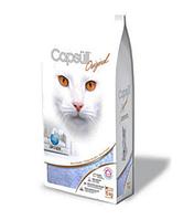Наполнитель Capsull Original Baby Powder для кошек кварцевый, 15 кг