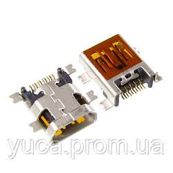 Разъём mini-USB универсальный Тип 5 (10pin)