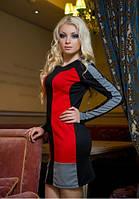 Женское модное платье , фото 1