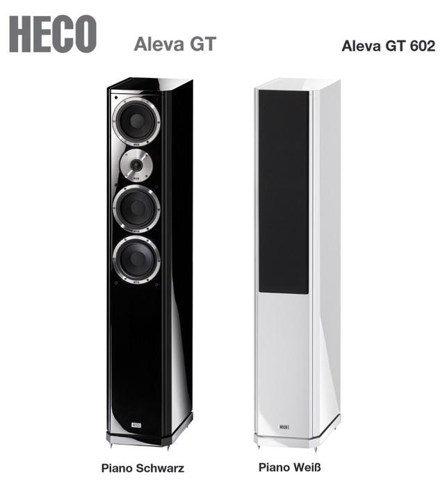 Акустические системы HECO Aleva 602 color