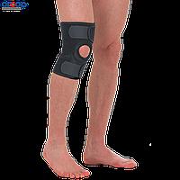 Бандаж на коленный сустав разъемный, материал Coolmax, Универсальный