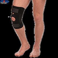 Бандаж на коленный сустав с пластинами, материал Coolmax, S