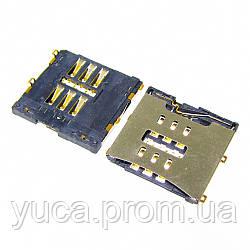 SIM коннектор для APPLE iPhone 4/4S